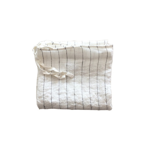 [재입고] French Linen Kitchen Cloth (Tennis Stripe)