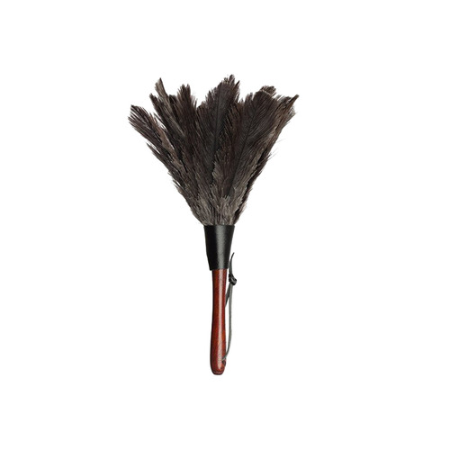 Redecker Ostrich Feather Duster (30 cm)