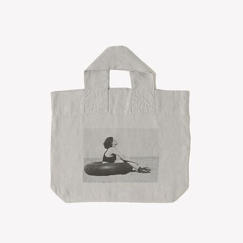 [재입고] French Linen Bag (The Girl)