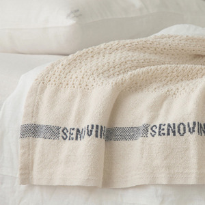 Fog Linen Lithuanian Cotton Blanket 예약구매 결제창
