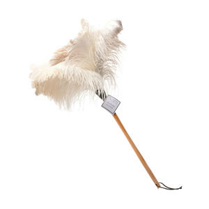 Redecker Ostrich Feather Duster (80 cm)