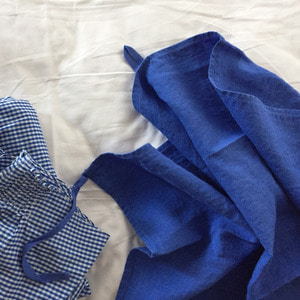 French Linen Kitchen Cloth (Royal Blue)