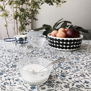 Summer Garden Table Cloth