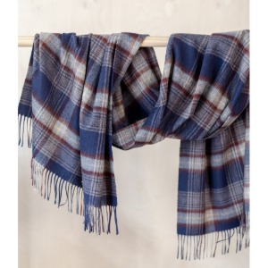 Pure Lambswool Blanket Scarf