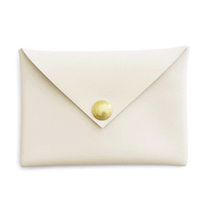 CINQ Card Case (Cream)
