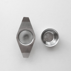 Stainless Tea Strainer (DOUBLE HANDLE)