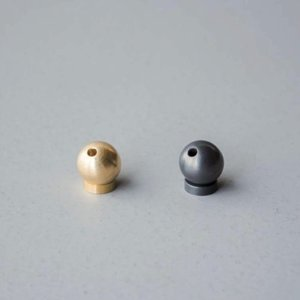 Brass Incense Holder (BALL)