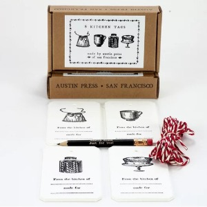 Kitchen Tag Set